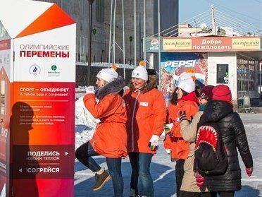 ТУСУР поддержал всероссийский проект «Олимпийские перемены»