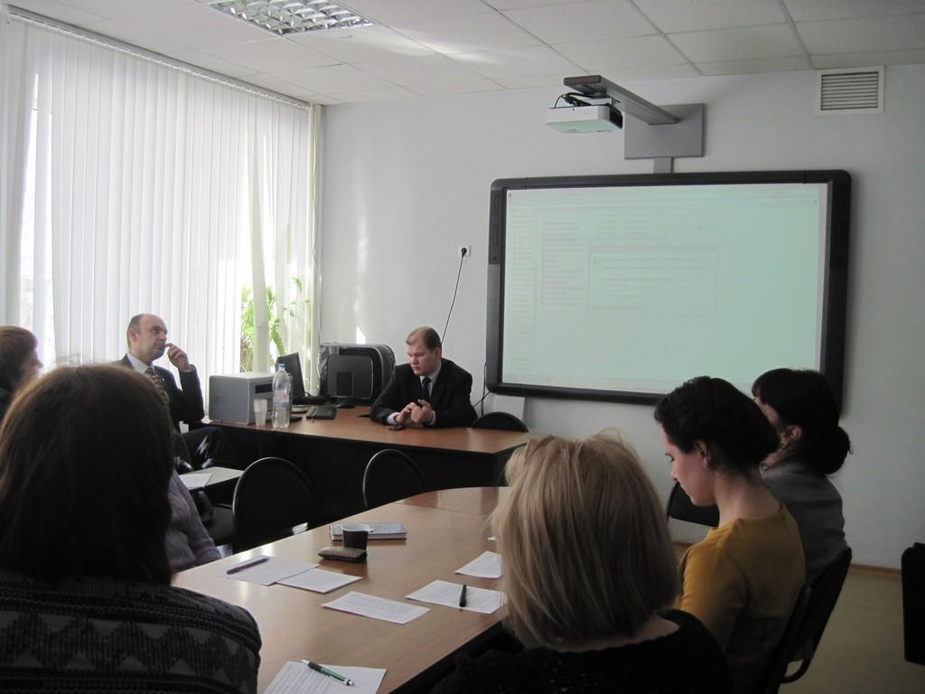 Сотрудники ТУСУР провели семинар дляучителей-слушателей врамках курсов повышения квалификации