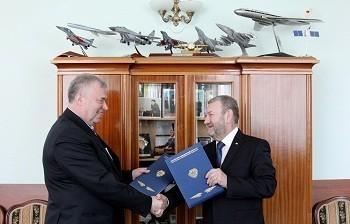 ТУСУР иМАИ подписали соглашение осотрудничестве
