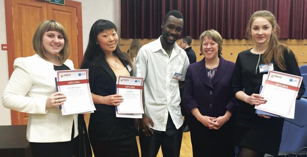 Студентки ТУСУРа стали лауреатами международного научного студенческого форума наиностранных языках