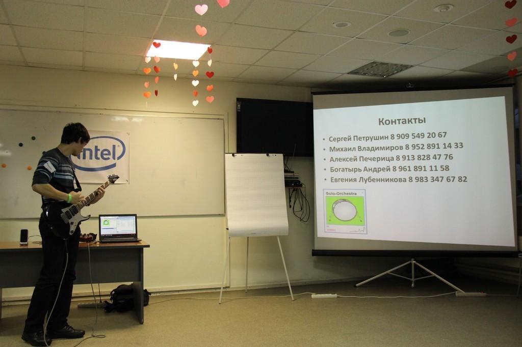 ВТомске прошёл Хакатон «Hack4People»