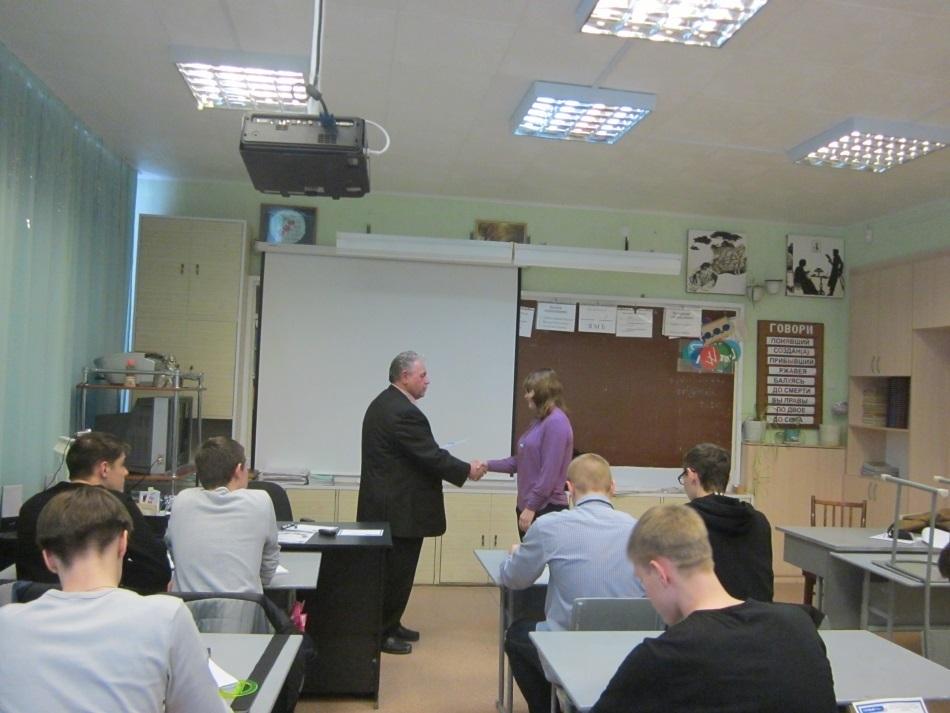 Северские школьники прошли курс предпрофильной подготовки ТУСУР