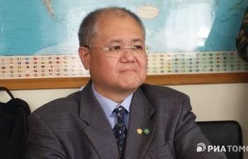 Почётный консул Российской Федерации вштате Пенанг (Малайзия) посетил ТУСУР