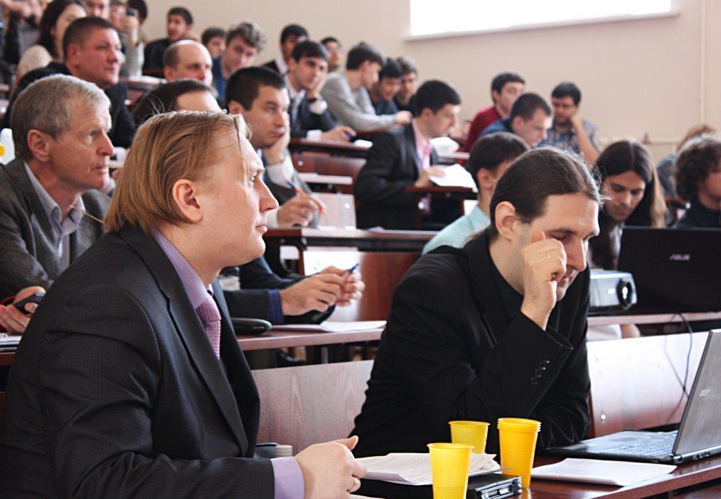 Начал работу 15-й всероссийский конкурс-конференция студентов иаспирантов поинформационной безопасности «SIBINFO-2015»