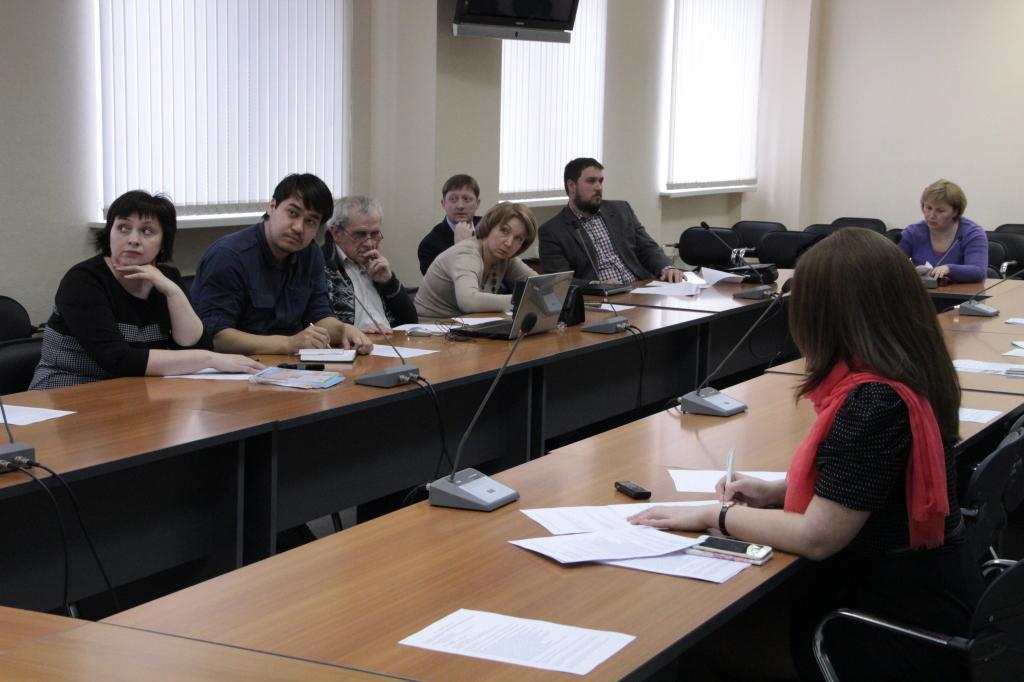 9апреля вМСБИ «Дружба» ТУСУРа состоялось совещание, посвящённое робототехническим мероприятиям вузов ишкол Томской области до2018 года