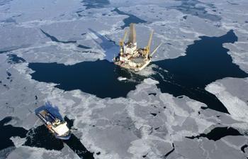 Проект «Арктика» представлен накруглом столе U-NOVUS