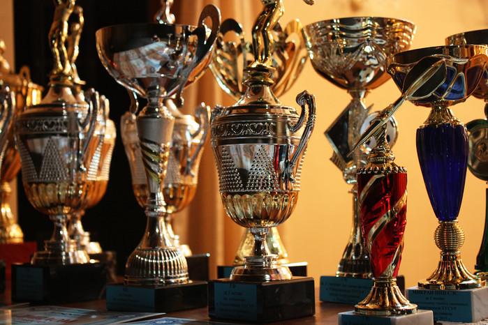 Спортсменам ТУСУР вручён Кубок межвузовской спартакиады