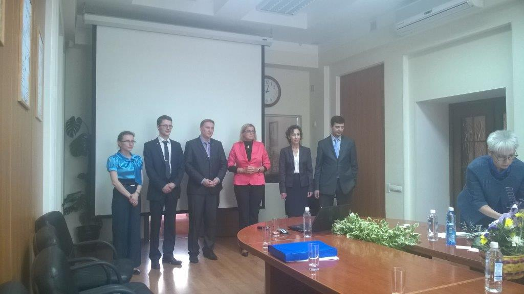 Сотрудники ТУСУР стали первыми вРоссии выпускниками нового направления Президентской программы – «Управление проектами внаучно-образовательной сфере»