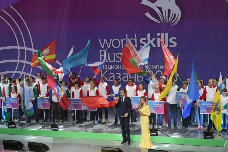 Студент ТУСУР стал бронзовым призером WorldSkills Russia