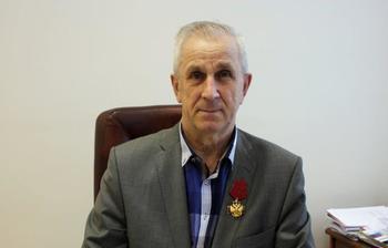 Первому проректору ТУСУР Ю.А.Шурыгину вручена государственная награда
