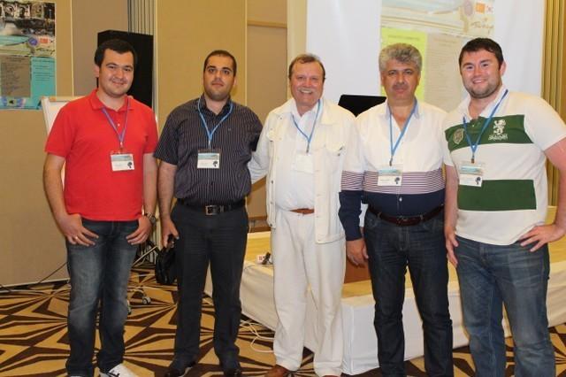 Учёные ТУСУР прочитали цикл лекций вАкденизском университете (Турция)