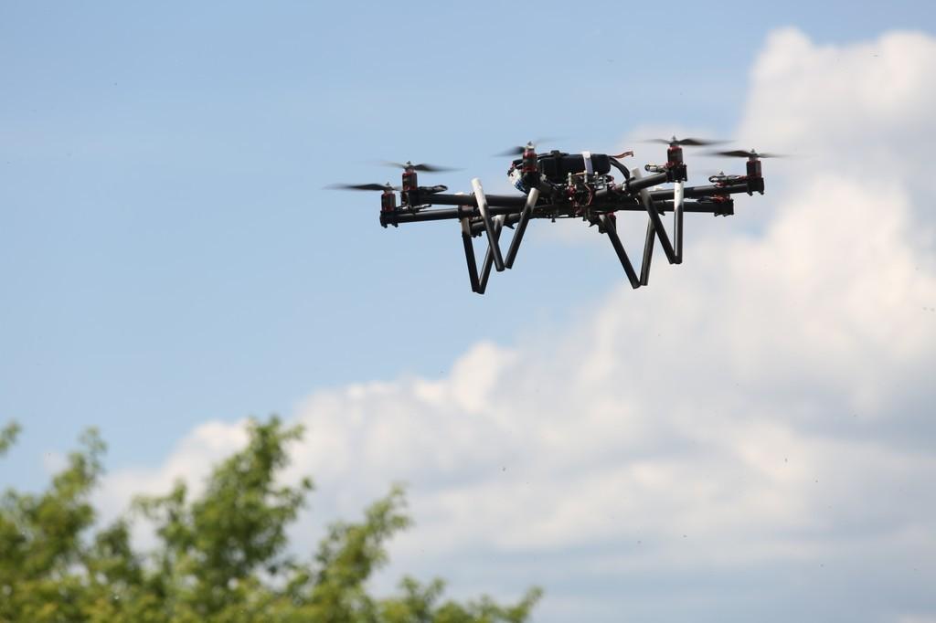 Разработка ТУСУР позволит создать системы дляотслеживания полётов дронов вгороде намалой высоте