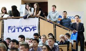 ТУСУР вошёл втоп-5 рейтинга вузов Благотворительного фонда Владимира Потанина