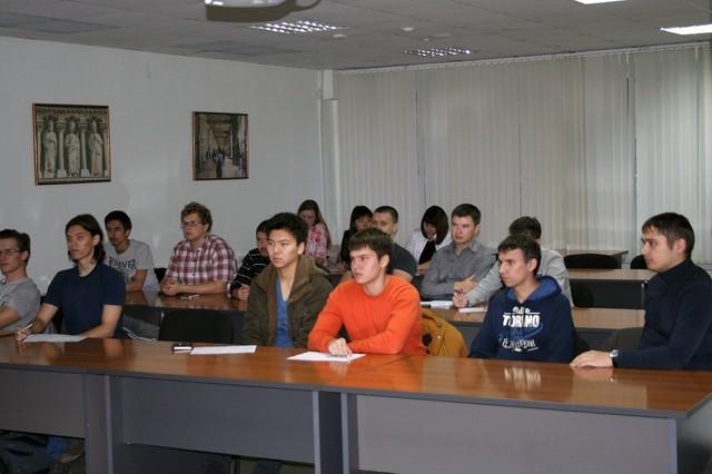 8октября вЦентре международной IT-подготовки состоялся мастер-класс «Карьерная встреча. Какнайти работу мечты вИТ?»