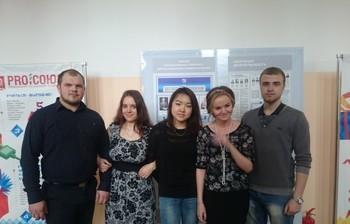 Команда студентов ТУСУРа заняла второе место нарегиональной олимпиаде «Путь кздоровью»
