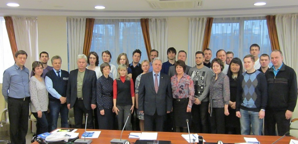 ФПКТУСУР провёл курсы повышения квалификации двух групп сотрудников ФГУП «РЧЦ ЦФО»