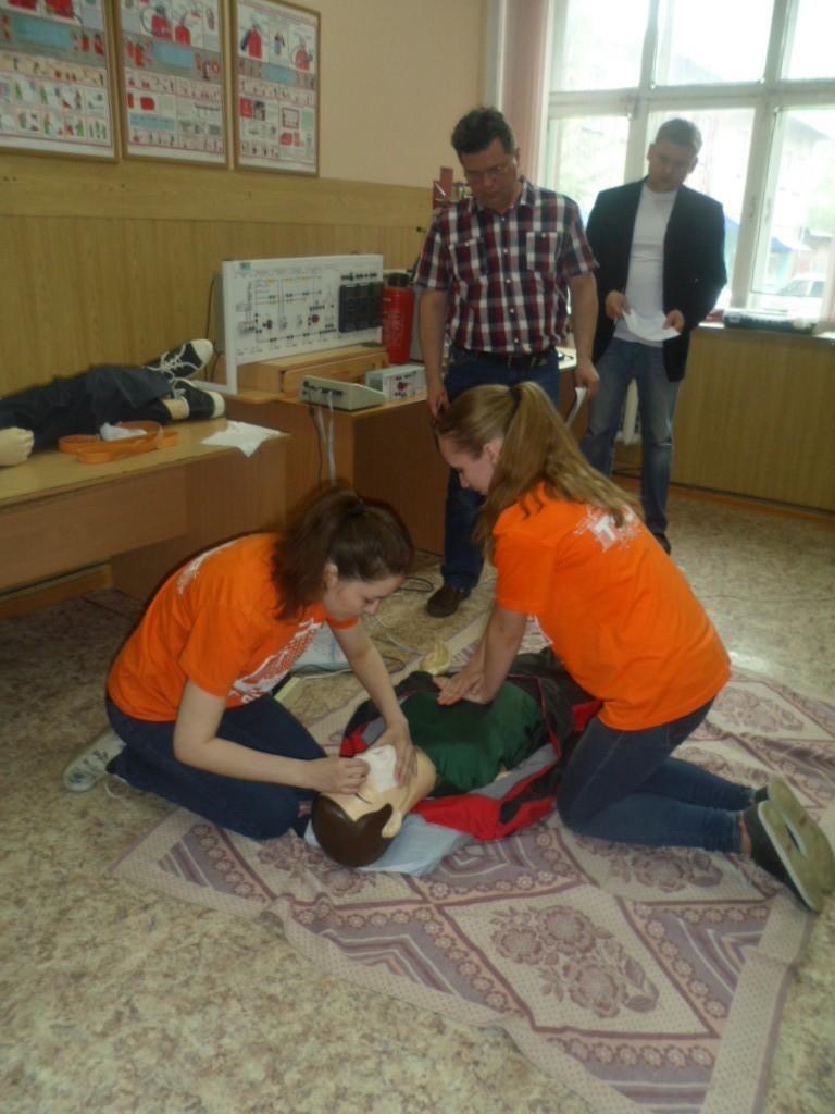 Студенты ТУСУР стали абсолютными победителями Региональной Студенческой Олимпиады поБезопасности жизнедеятельности