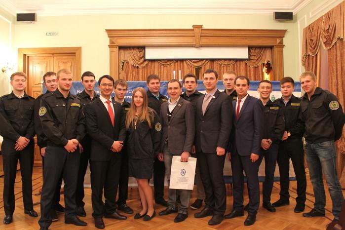 Конференция студенческих отрядов охраны правопорядка ТУСУР
