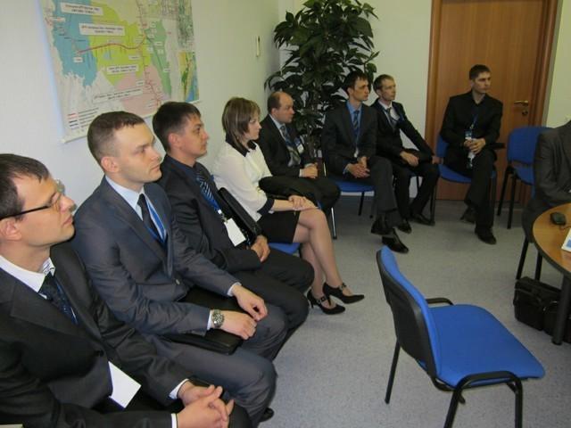 Докладчики секции «Технологическая связь»