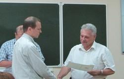 Завершились курсы повышения квалификации преподавателей кафедры физики