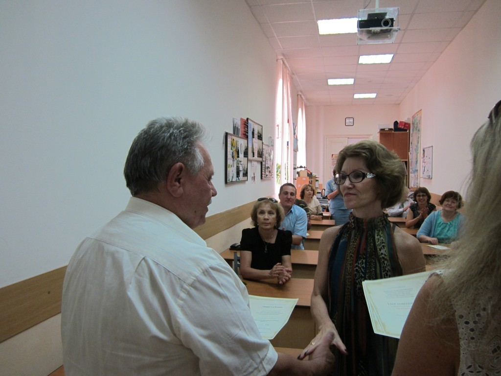 Сотрудники ипреподаватели ТУСУР прошли курсы повышения квалификации