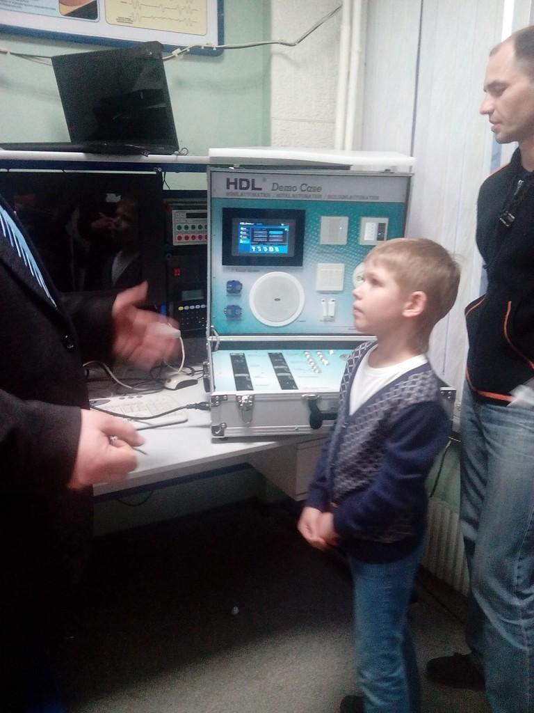 Врамках IIфорума молодых учёных U-NOVUS ТУСУР представил демонстрационные стенды, лабораторные работы инаучные разработки