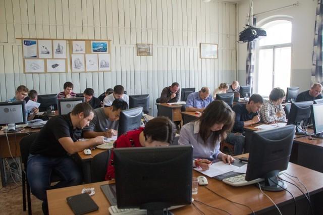 ВТУСУР вочередной разпрошли обучение сотрудники Пенсионного фонда Российской Федерации