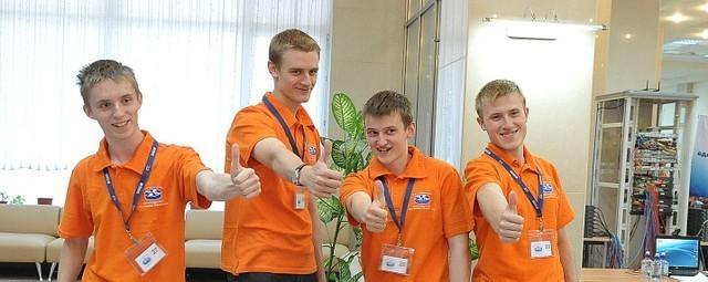 Центр международной IT-подготовки, консалтинговое агентство Prof-IT икомпания Контек-Софт приглашают студентов 4, 5и 6курсов намастер-класс «Карьерная встреча. Какнайти работу мечты вIT?»