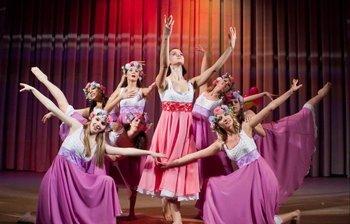 Пресс-релиз от17 мая2011г. Юбилей танцевальной студии «Акцент» Центра внеучебной работы ТУСУР