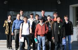 Пресс-релиз от1 июня 2012г. Команда студентов ТУСУРа заняла первое место врегиональной олимпиаде попромышленной электронике