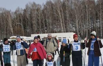 Зиминий праздник сотрудников ТУСУР