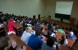 Пресс-релиз от13 мая2014г. С14 по16 маявТУСУРе пройдёт XIXВсероссийская научно-техническая конференция студентов, аспирантов имолодых учёных «Научная сессия ТУСУР – 2014»