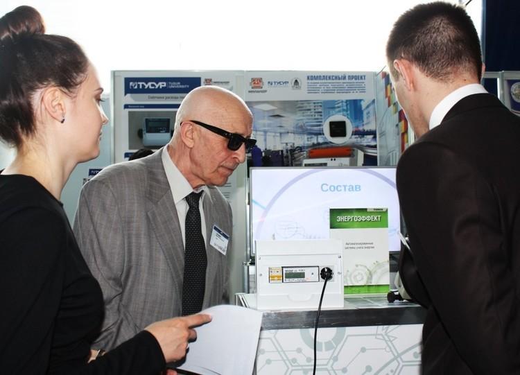 Разработки ТУСУР навыставке «Импортозамещение иопережающее развитие»