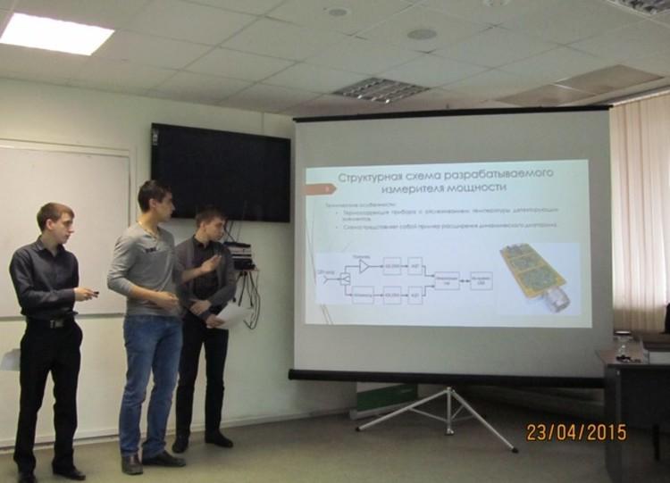 Победители конкурса Попечительского совета ТУСУР «Лучший проект ГПО– 2015»