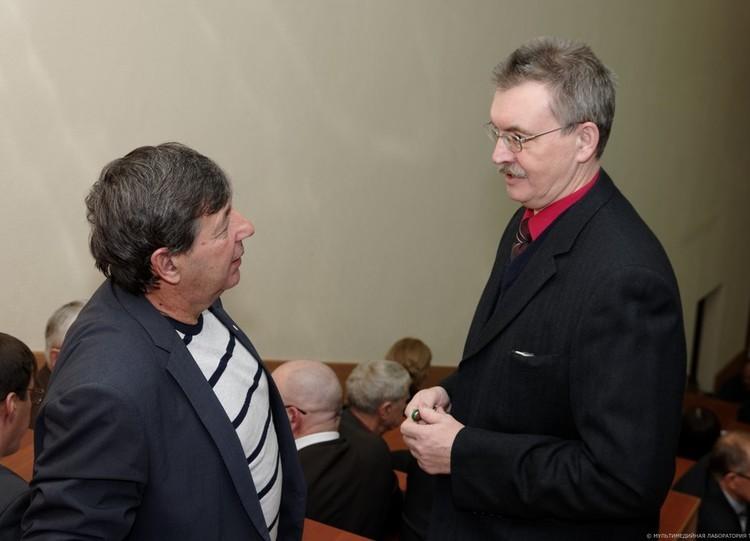 Выборы ректора ТУСУР 2014