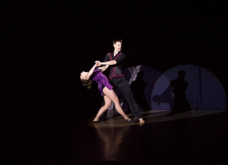 Отчётный концерт танцевального коллектива «Flash»
