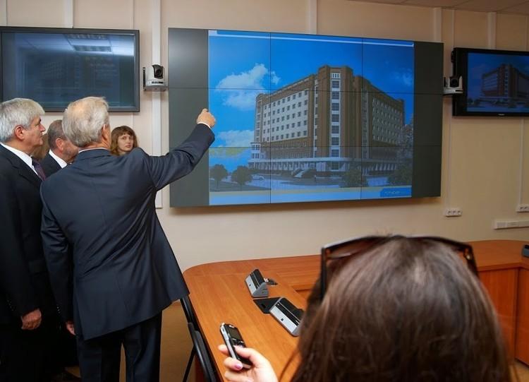 Источник фотографий мультимедийная лаборатория Центра «ТУСУР-Телеком»