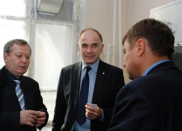 Визит делегации Фонда перспективных исследований вТУСУР