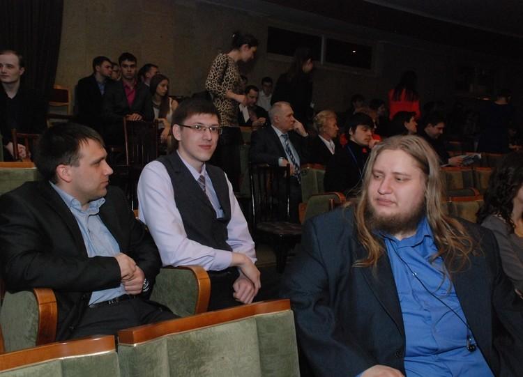 Церемония награждения «юбилейных» победителей программы «У.М.Н.И.К.- 2014»