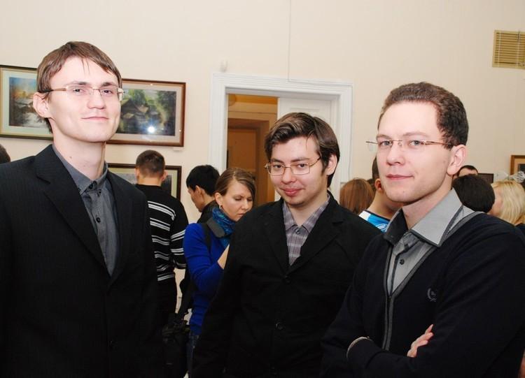 Первый день работы выставки научных достижений молодых учёных ТУСУРа «РОСТ.up!»