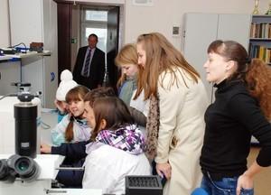 Лаборатория гетероструктурной электроники и светодиодной техники