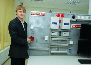 Лаборатория систем безопасности и автоматизации им. профессора Зайцева А. П.
