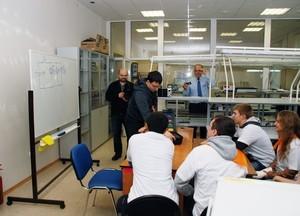 Лаборатория технологии радиоэлектронных средств и безопасности жизнедеятельности