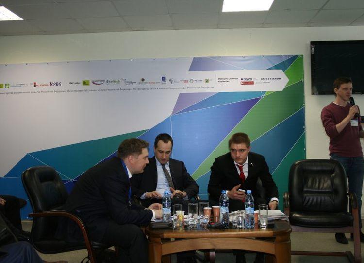 Russian StartUp Tour вМСБИ «Дружба»