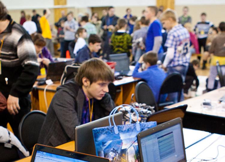 Соревнования поробототехнике «РобоROOM-2012»
