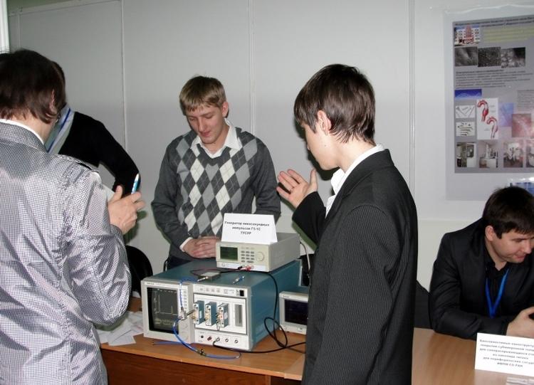 Выставка научных достижений молодых учёных «СибНова-2012»