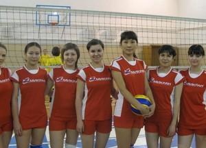 Команда Микран-НИИ СЭС - 2 место, волейбол, женщины