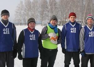 Команда ИИ - 4 место, футбол