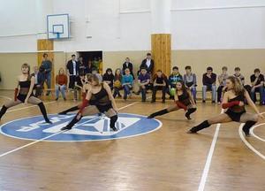 Танцевальная шоу-группа Flash