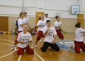Танцевальная сборная ТУСУРа